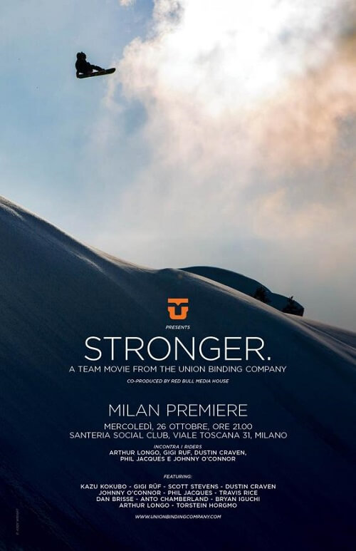 stronger movie