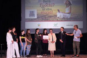 Prefetto Campanaro premia vincitori concorso terra dei fuochi