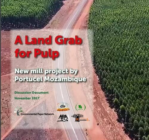 a land grab for pulp