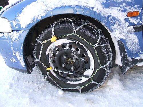catene da neve