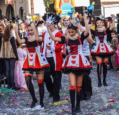 carnevale sfilata mascherata