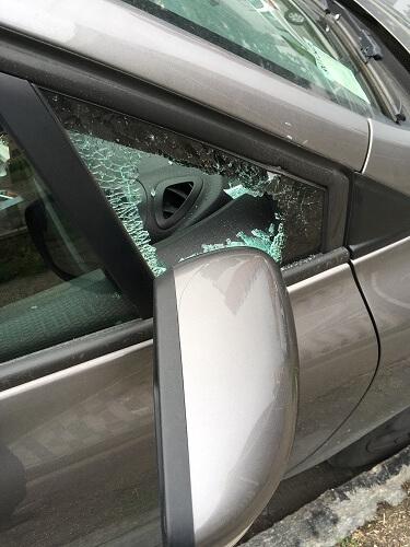 deflettore Clio rotto
