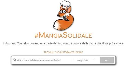 #mangiasolidale