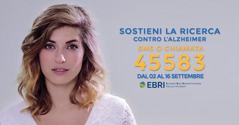 Dona alla fondazione EBRI chiamando il 45583