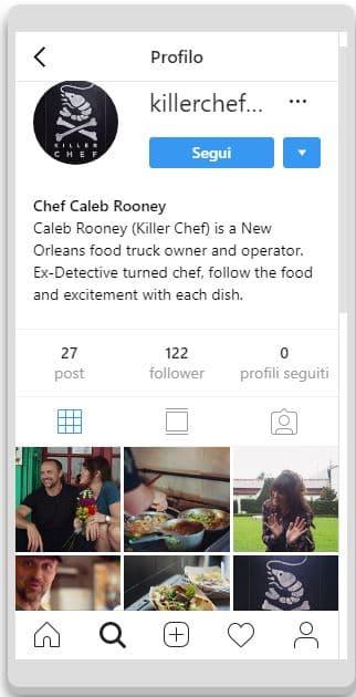 the chef su instagram