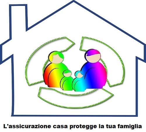 casa protetta famiglia protetta