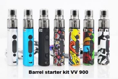 Barrel starter kit VV 900