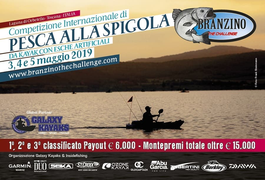 branzino the challenge 2019 Orbetello)