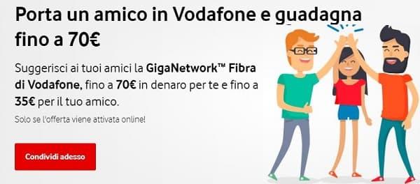 porta un amico Vodafone