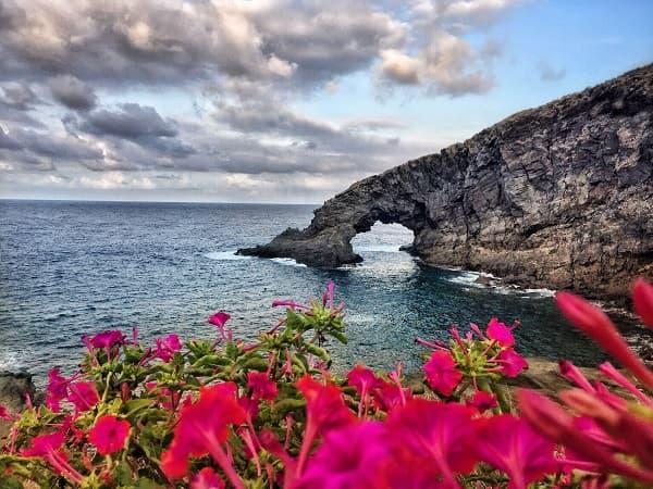 Viaggio in camper Pantelleria