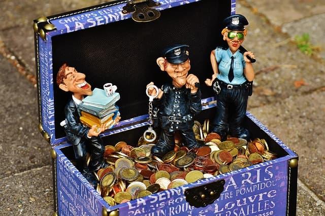 limita il contante - combatti l'evasione fiscale