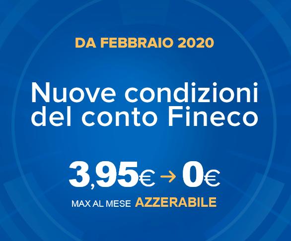 Canone Fineco
